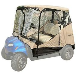 MacGregor Golf Cart Cover / Enclosure with 4 Sides, Zippered