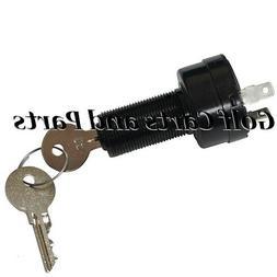 Golf Cart Key Ignition Switch Uncommon Key CLUB CAR DS ONWAR