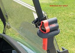 Golf Cart Mount / Holder for Laser link Redhot, Switch Tour,