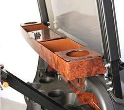Buggies Unlimited Golf Cart Regal Burlwood Dash Organizer/Be