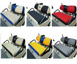 10L0L Golf Cart Seat Cover Set Washable Mesh Fit Club Car DS