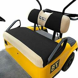 Golf Cart Seat Covers Set Fit for EZGO Club Car DS Bench Sea