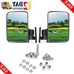 Golf Cart Side Mirrors Fits Club Car EZ-GO Yamaha Accessorie