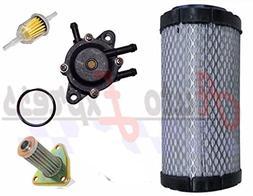 Golf Cart Tune Up Kit For EZGO Workhorse ST350 TXT Fuel Pump