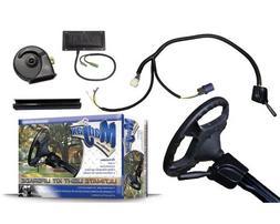 Golf Cart Ultimate Light Kit Upgrade for Club Car Precedent