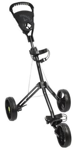 Callaway Golf Daytripper Push Cart, Black
