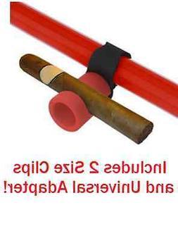 Clicgear Golf Push Cart Cigar Cigarette Pencil Holder 3.0 3.