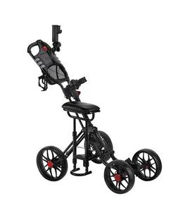 CaddyTek Golf Push Cart Seat ONE