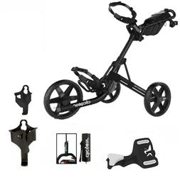 ClicGear Golf USA Model 4.0 Golf Push Cart + EXTRAS!  NEW IN