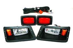 3G Yamaha G14, G16, G19, G22 Basic Light Kit