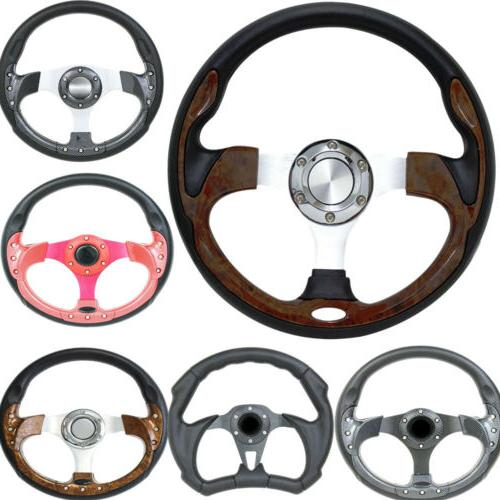 12 5 golf cart steering wheel