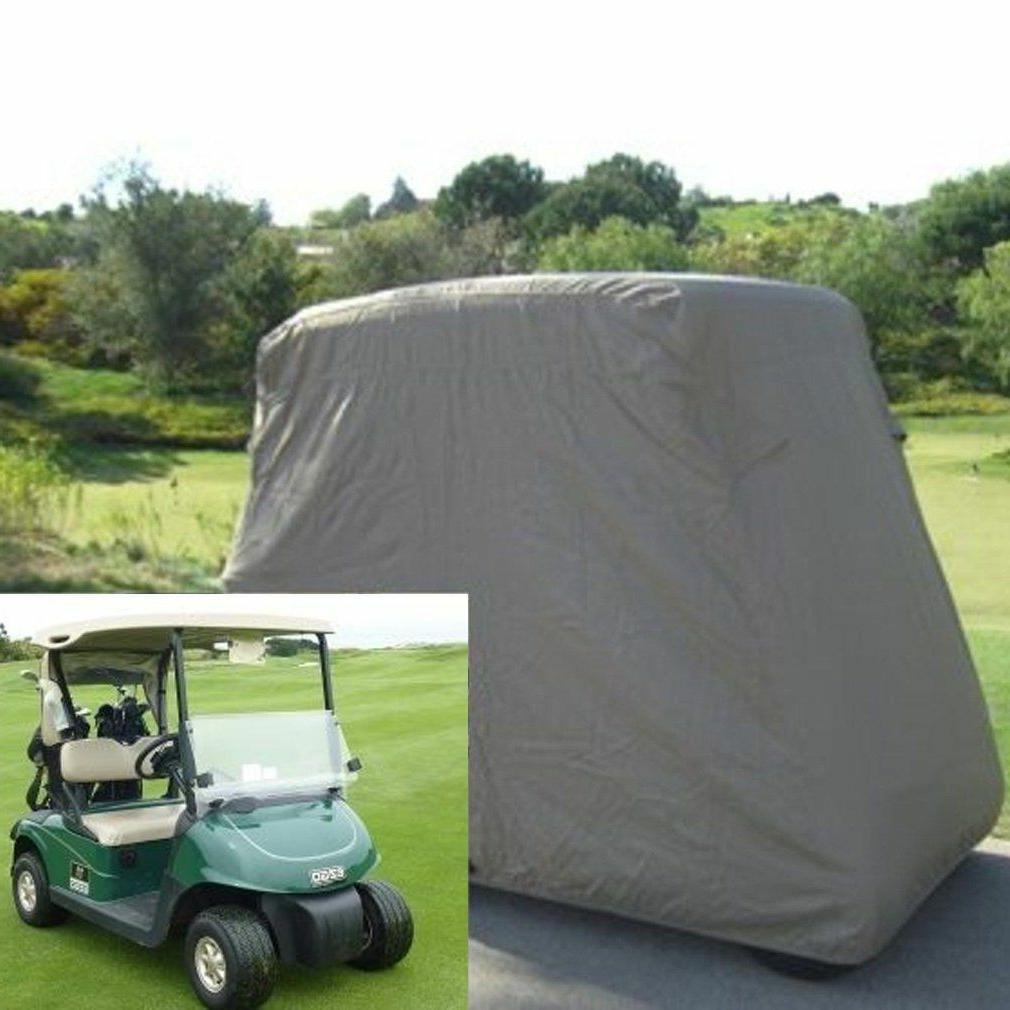 2 Person Passenger Golf Cart Storage Cover Fits EZ GO Club C