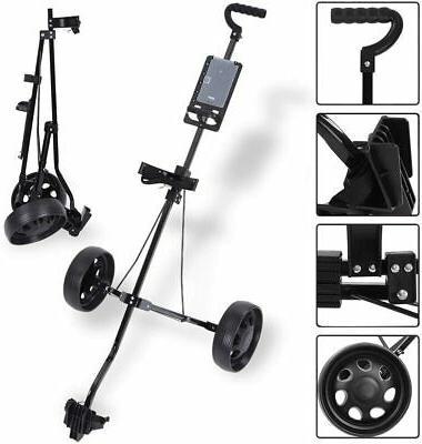 2 Wheel Folding Lightweight Easy Carry