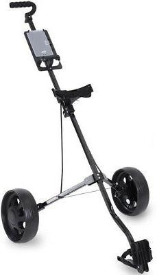 2 Wheel Golf Cart Folding Push-Pull Golf Carts Lightweight T
