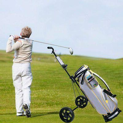 2 Golf Lightweight Trolley Carry