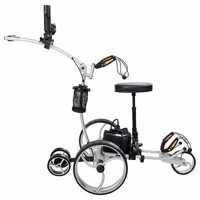 2021 Bat Caddy X8R Remote Control Electric Golf Bag Cart/Tro