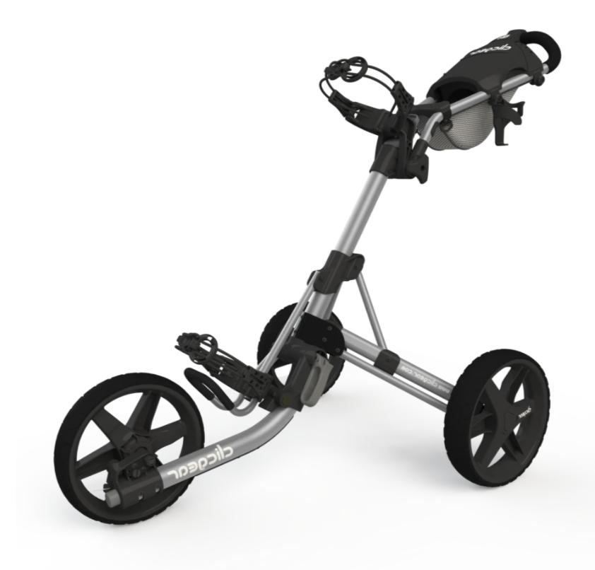 Cart Silver Brand New