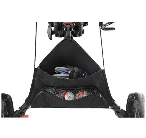 CaddyTek Wheel Push Cart Caddycruiser V8, Folding