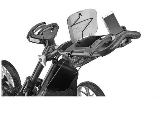 CaddyTek 4 Golf Push V8, Blue, 1-Click