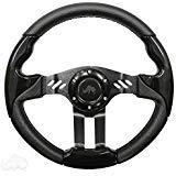 Aviator 5 Golf Cart Steering Wheel