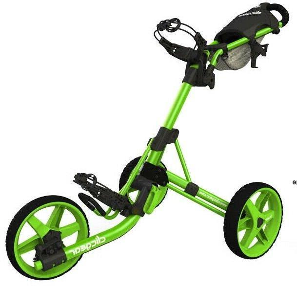 brand new 3 5 golf push cart