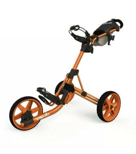 Brand New Unopened 3.5+ Push Orange