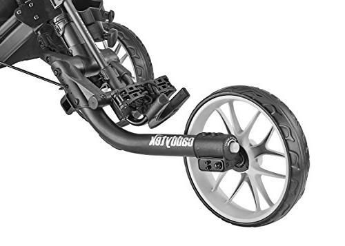 CaddyTek - EZ-Fold 3 Wheel Golf 8,