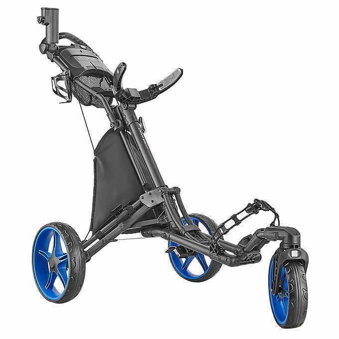 CaddyTek Golf Push Cart