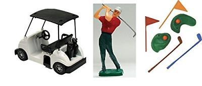 Cake Decorating Kit CupCake Decorating Kit Sports Toys Golf