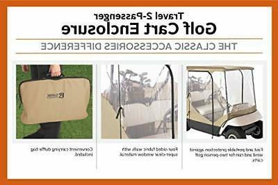Classic Cart Enclosure Travel