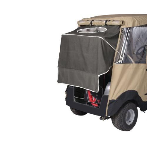 Classic Accessories Fairway 4-Sided 2-Person Tan