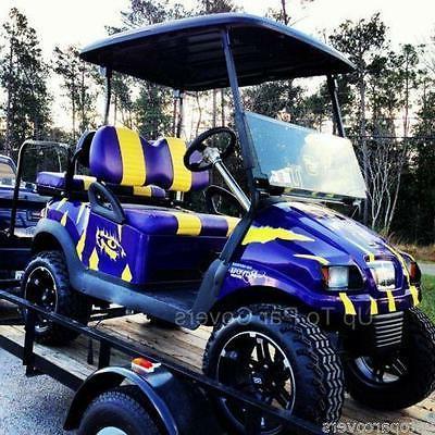 Club Car Precedent Cart Set STAPLE
