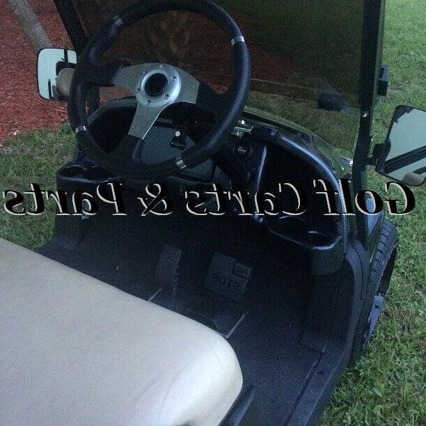 Golf Cart Steering w/ Adapter Club EZGO Yamaha