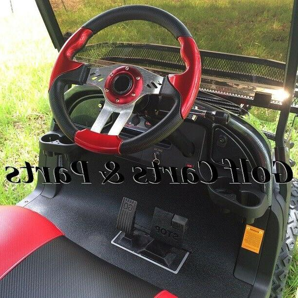 Golf Cart Wheel w/ Adapter EZGO