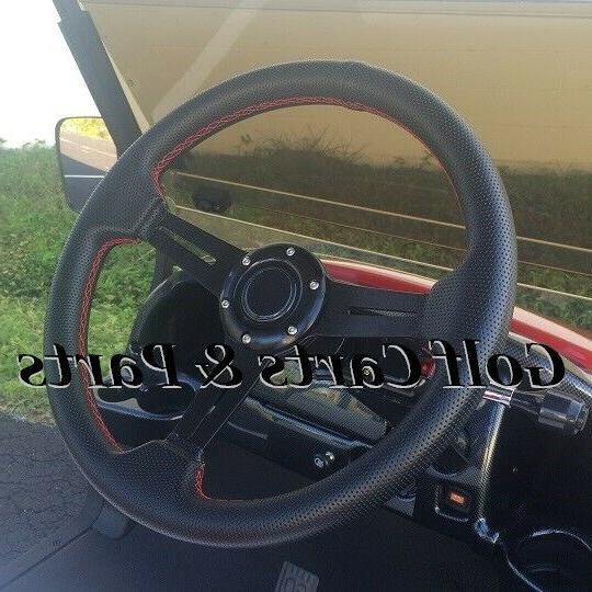 Golf Cart Steering w/ Club Car EZGO