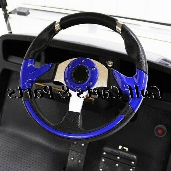 w/ Adapter Car EZGO Yamaha