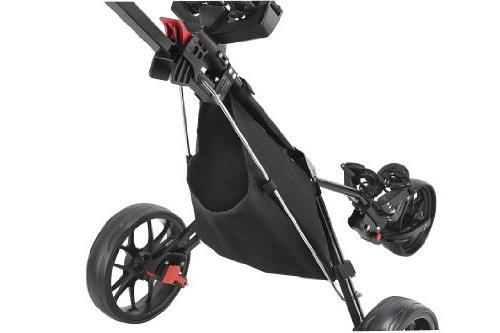 CaddyTek Golf Push Cart 3,