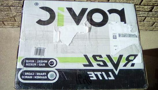 *FACTORY BOX* CLICGEAR ROVIC RV LITE - WHEEL