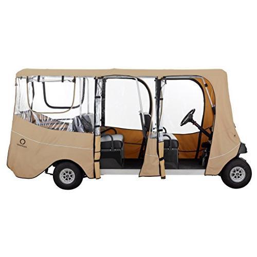 Classic Accessories Fairway Golf Car Enclosure
