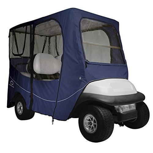 fairway golf cart deluxe enclosure