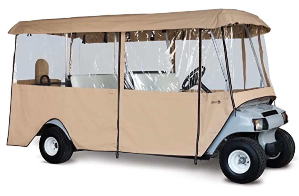 fairway tan 6 passengers fairway deluxe 4