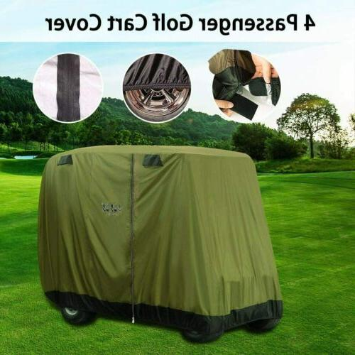 Golf Cart 4 YAMAHA 2 Option
