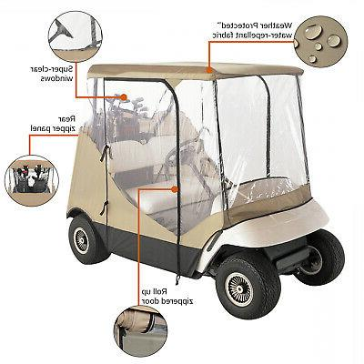 Golf Enclosure Weather Protected Sided Yr WARRANTY