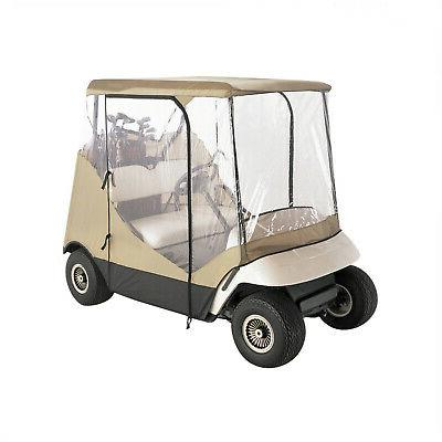 golf cart enclosure cover 2 person two