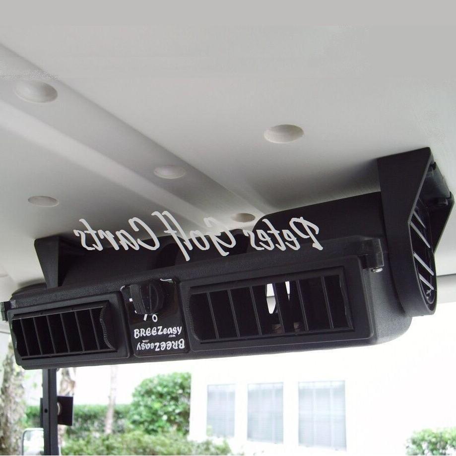 golf cart fan blower system for 48
