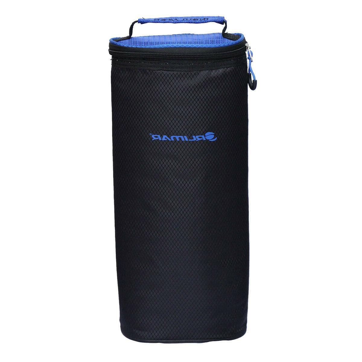 Orlimar Cart Bag Black/Blue -
