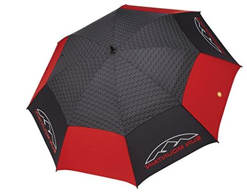 golf manual uv umbrella