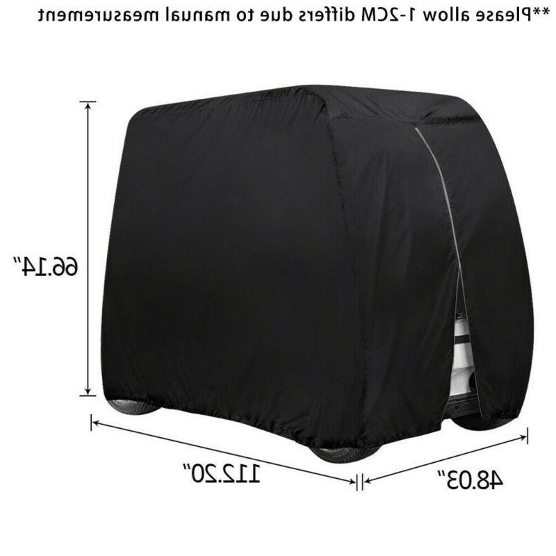 Golf Zipped Storage Bag US Stock
