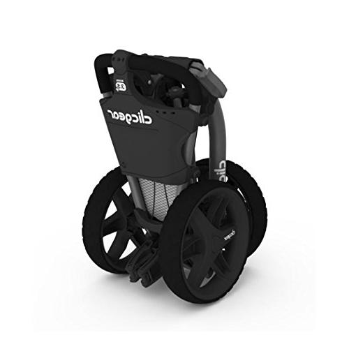 Clicgear 3.5+ 3-Wheel Golf Push