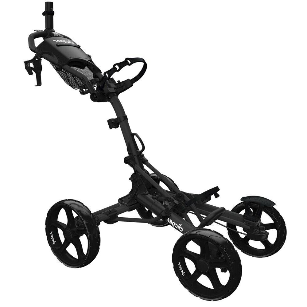 model 8 0 golf push cart black